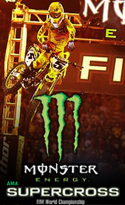 2014 Monster Energy Supercross Finals