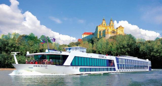 Sail Away On A European Riverboat Cruise