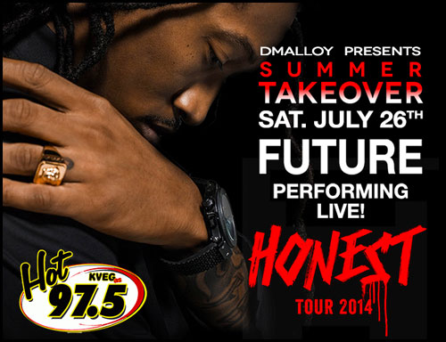 SUMMER TAKEOVER CONCERT Featuring FUTURE