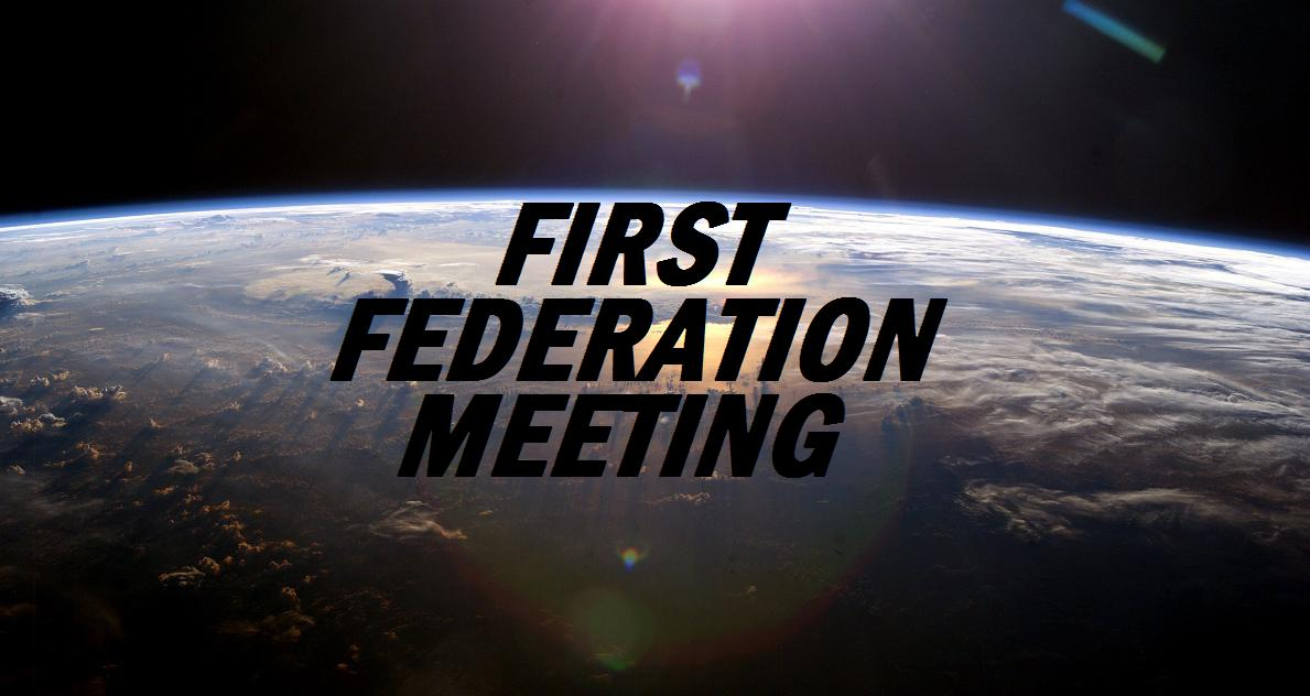 Star Trek Federation: First Meeting