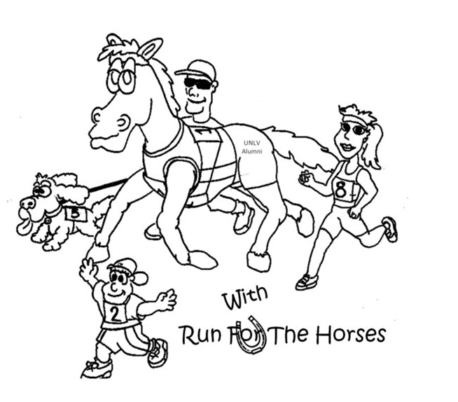 Police Services' Run for the Horses Early Registration