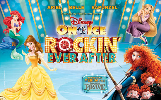 Disney on Ice 2014 -