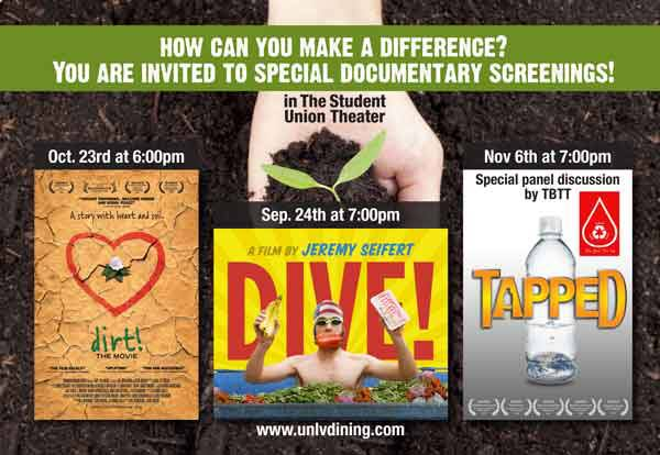 Free Film Screening of Tapped & Panel Discussion!