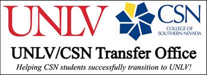 UNLV/CSN Transfer Office