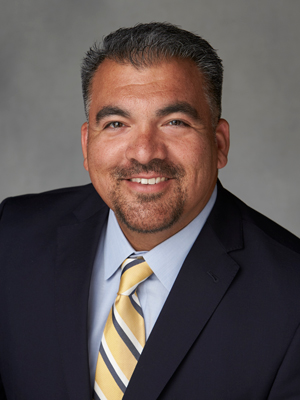 Luis F. Valera, Vice President for Government Affairs and Compliance