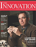 UNLV Innovation 2015 Cover