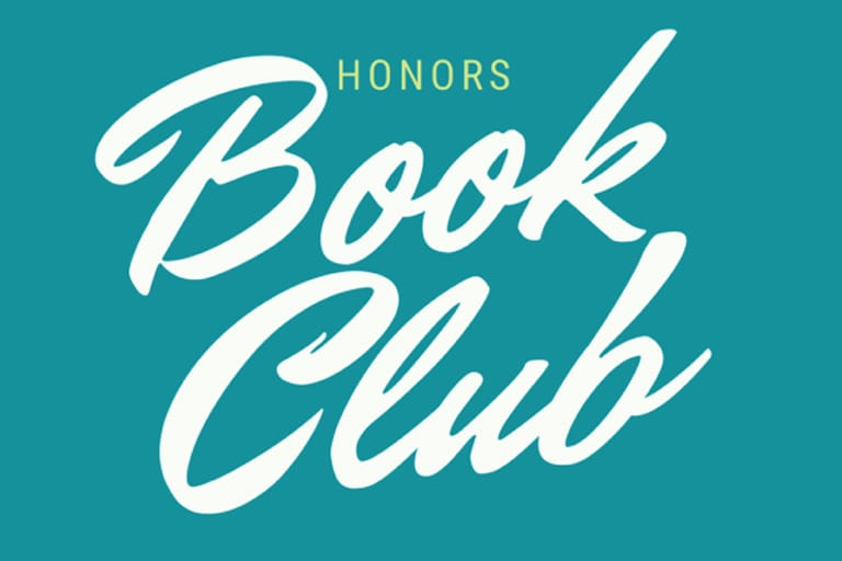 Honors Book Club graphic