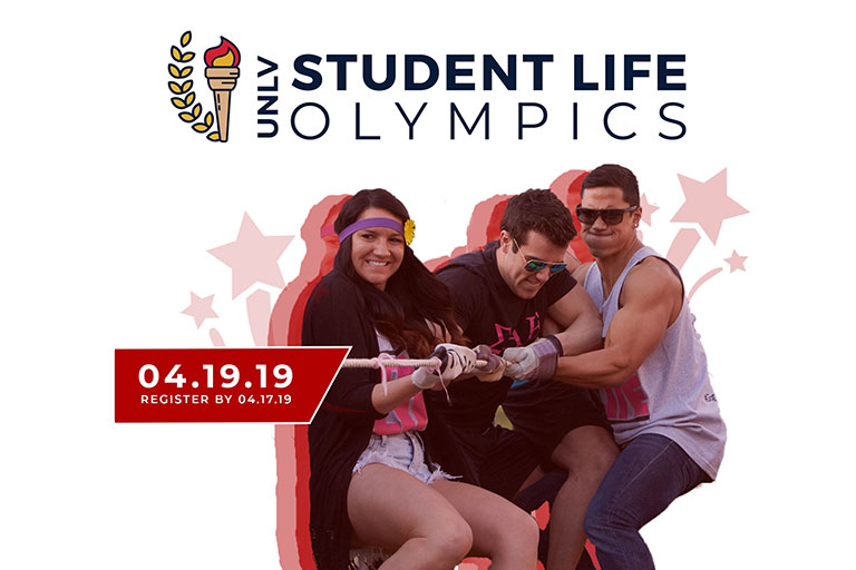 Three students showing April 19, 2019 as the registration date