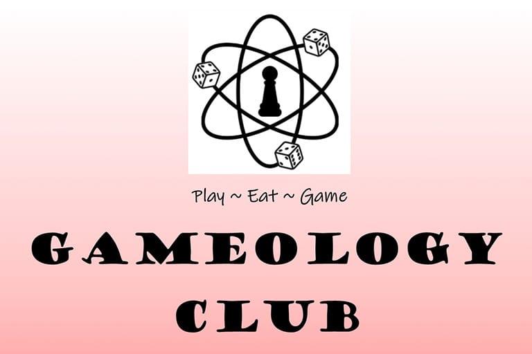 Gameology Club graphic