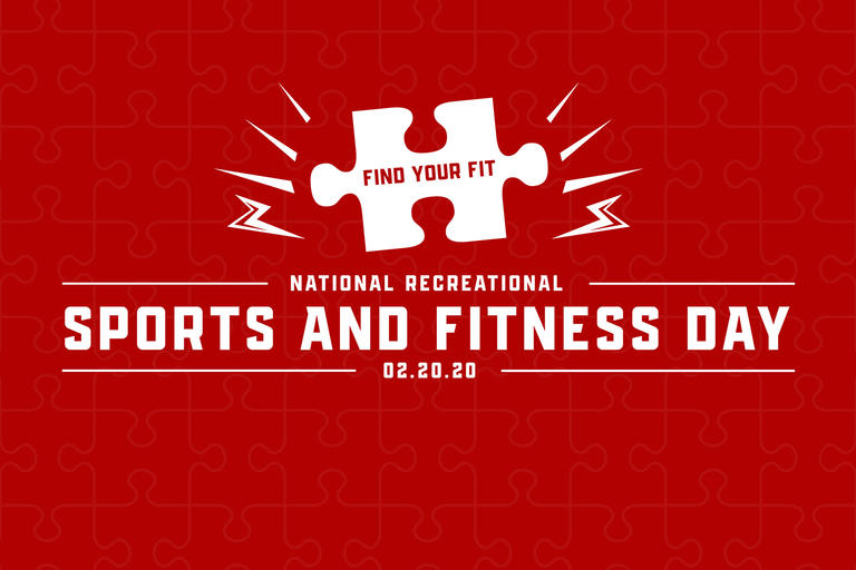 National Rec Sports and Fitness Day logo