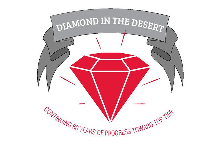 Diamond of the Desert Conference Mark