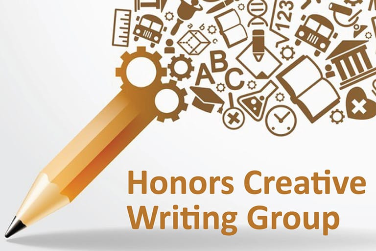Honors Creative Writing Group graphic