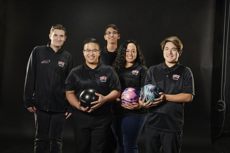 UNLV Bowling Team