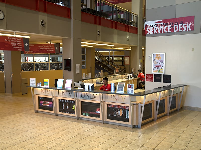 Student Employment Campus Recreational Services University Of Nevada Las Vegas Please allow extra processing time for all orders including books on our shelves! student employment campus