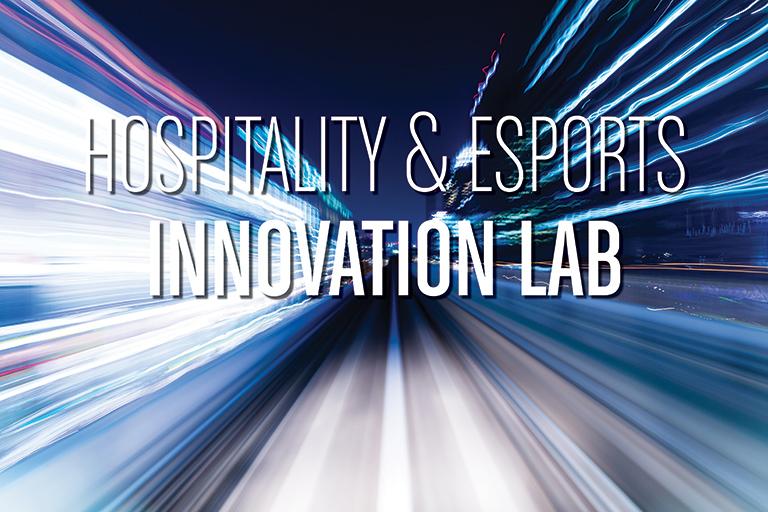 Hospitality & Esports Innovation Lab logo