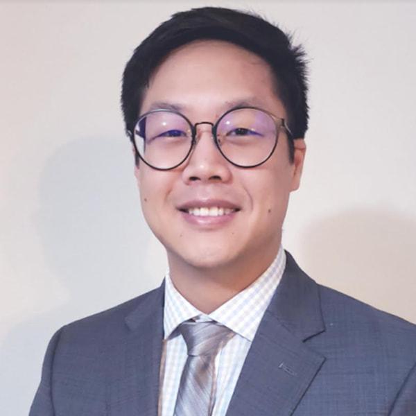 Jonathan Kim, a Dual MBA/MSQF student
