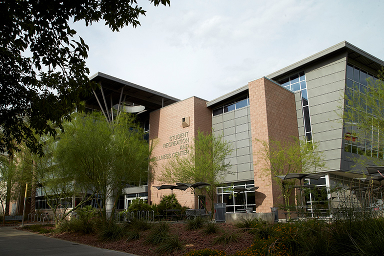Student Recreation & Wellness Center