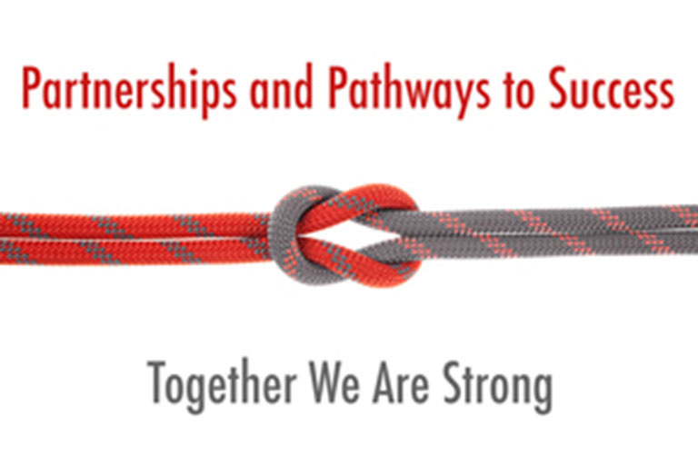 Partnerships and Pathways to Success