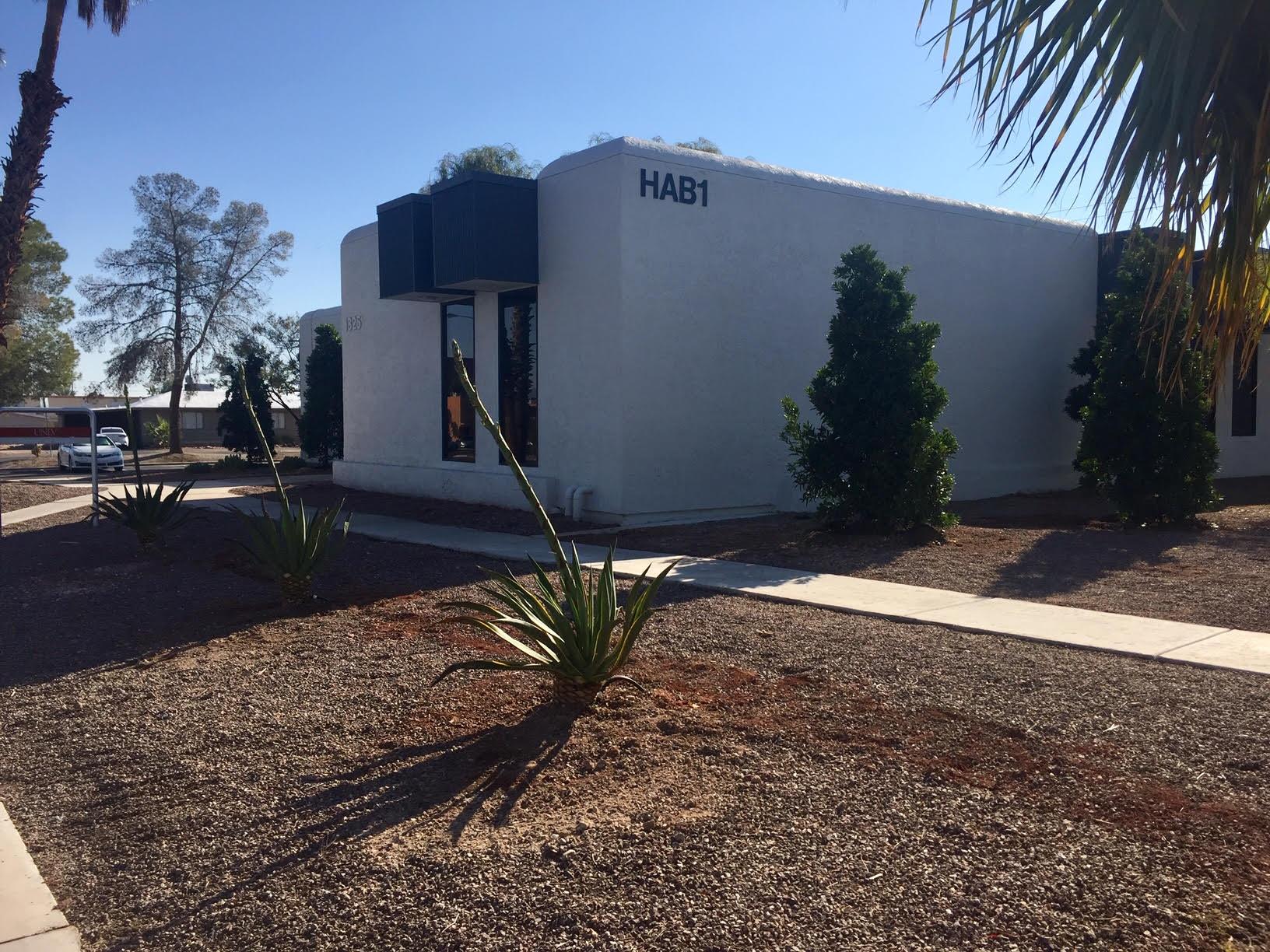 Harmon Auxillary Building I