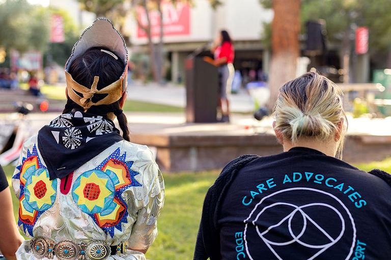 CARE advocates