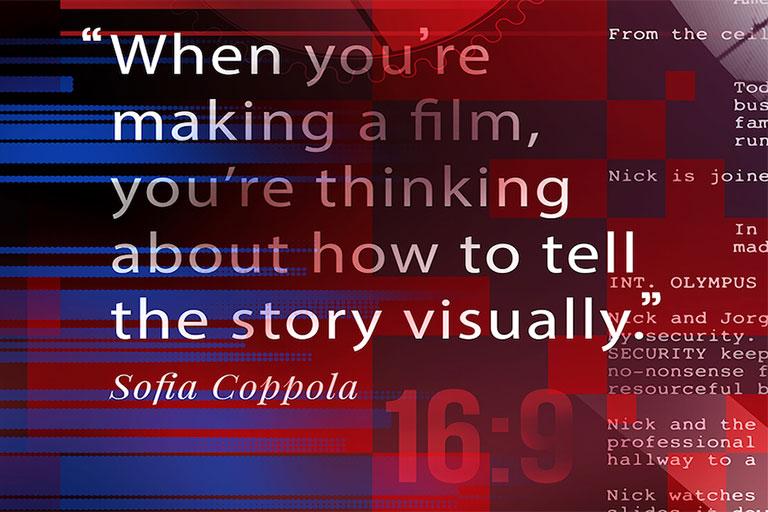A quote by Sofia Coppola