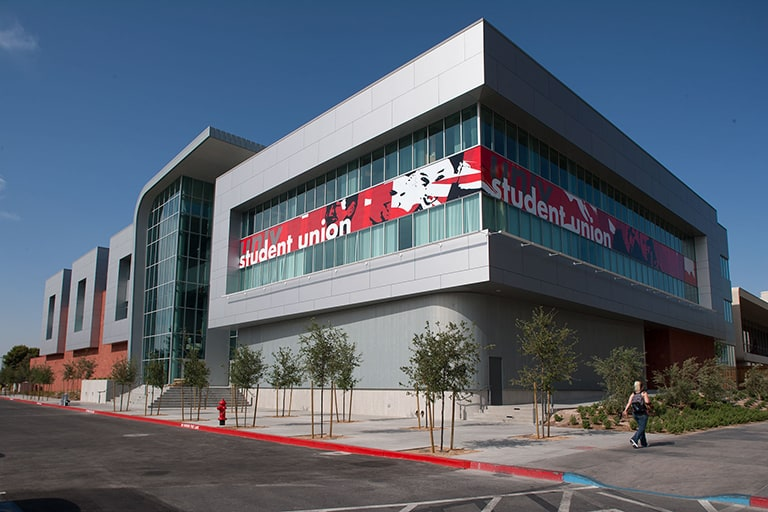 S.U. building