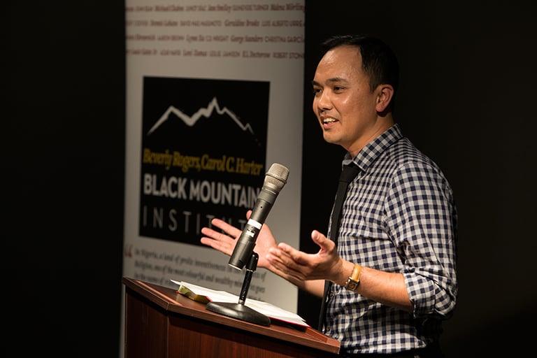 Black Mountain Institute lecture