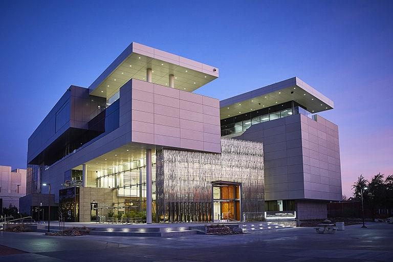 H.O.S. building