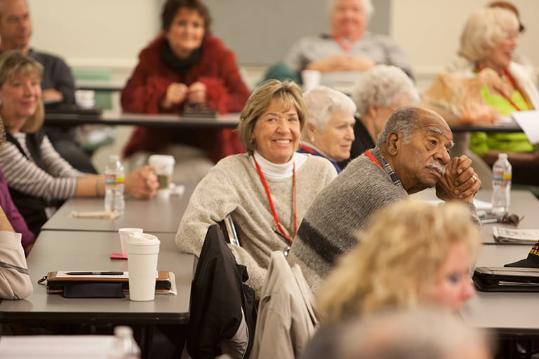 Osher Lifelong Learning Institute class