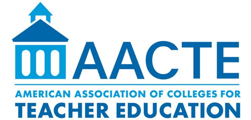 The AACTE logo