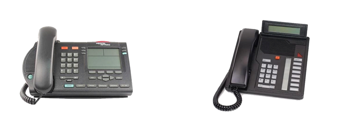 Avaya Phones without video screens or cameras