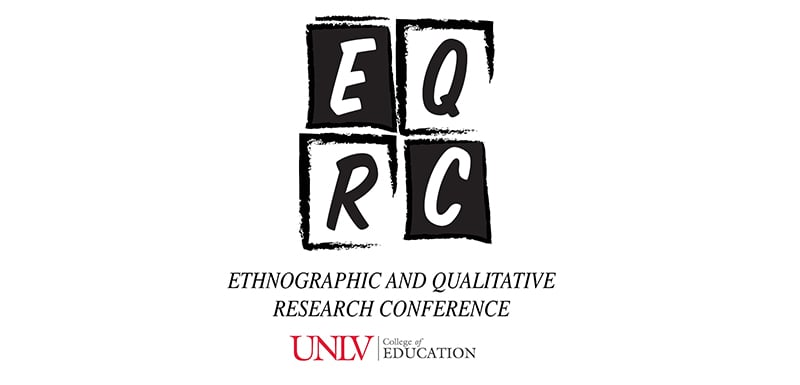Logo for Ethnographic & Qualitative Research Conference (EQRC)