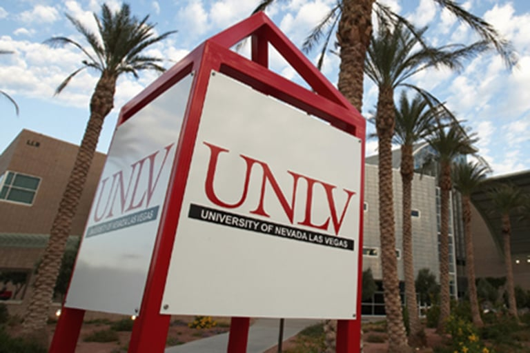 The Motivational Systems Lab is housed in the College of Education on the UNLV campus