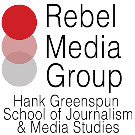 Rebel Media Group logo