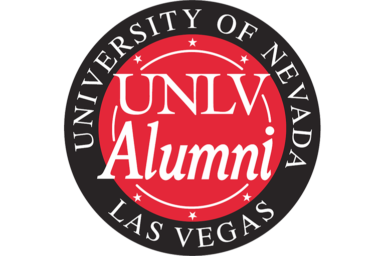 UNLV Alumni Association Logo