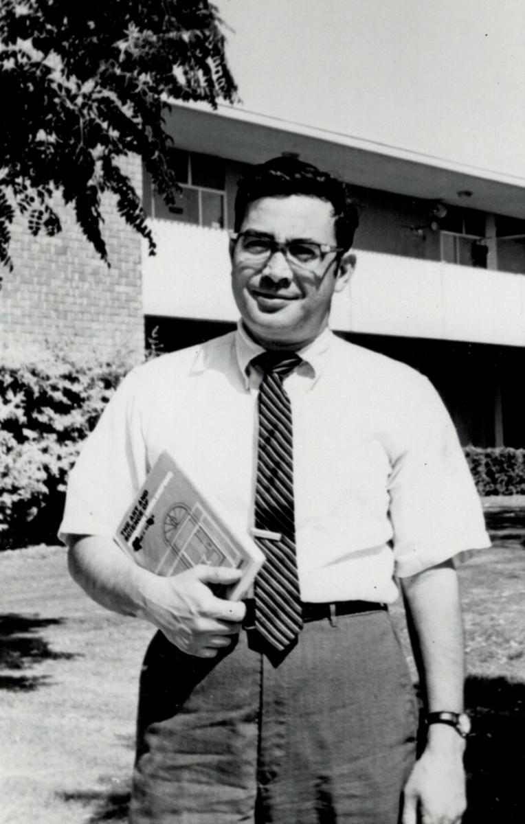 Dean Jerry Vallen circa 1967