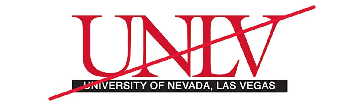UNIV OF NEVADA LAS VEGAS logo