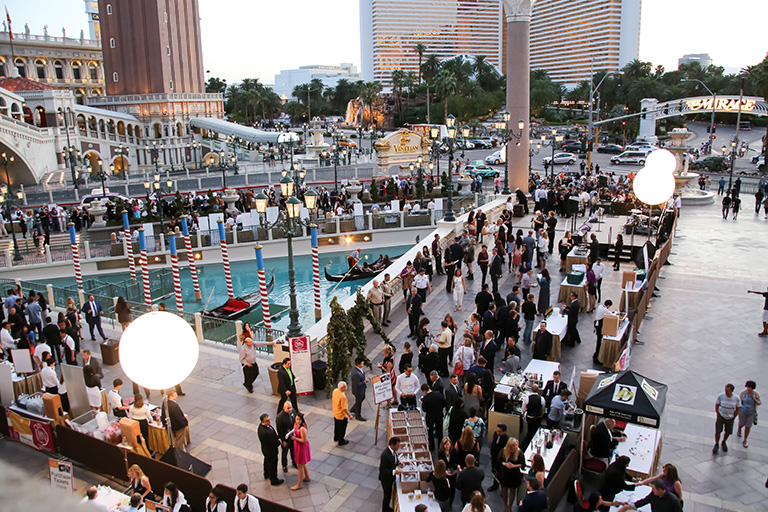 Event at the Venetian Hotel & Casino