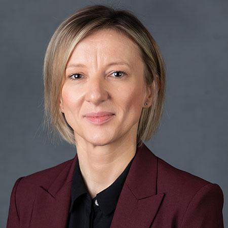 Headshot of Alexandra Nikolich
