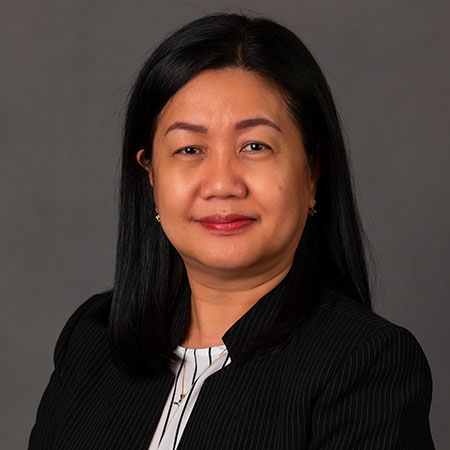 Headshot of Janet Cristobal
