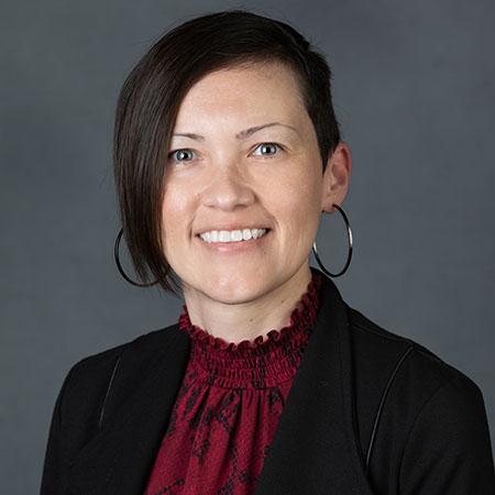 Headshot of Jennifer Salgado
