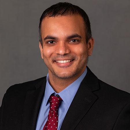 Headshot of Susil Sivaraman