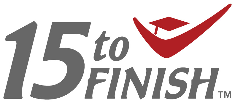 15 to Finish Logo