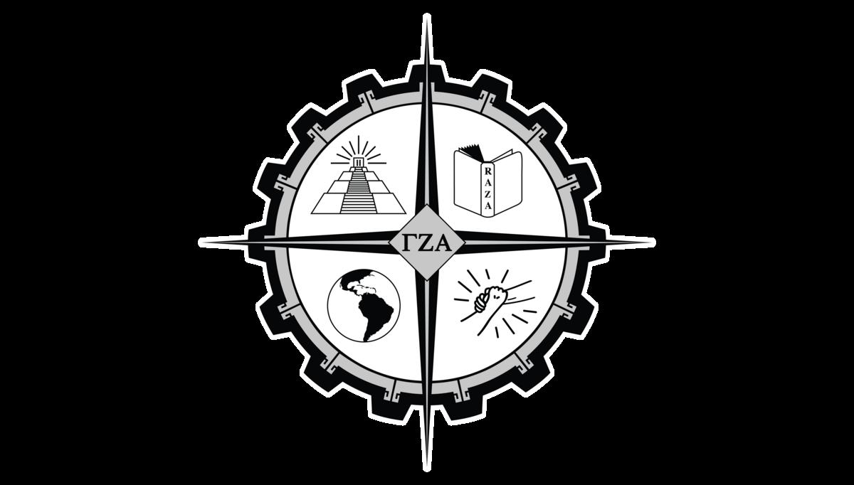 Fraternity Shield for Gamma Zeta Alpha