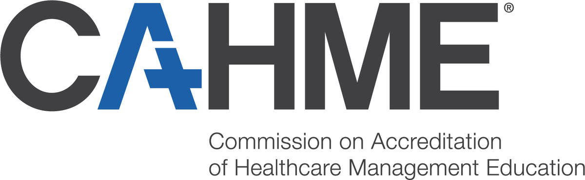 CAHME - Commission on Accreditation of Healthcare Management