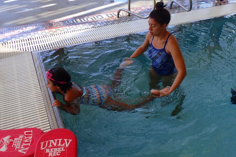 Private Swim Lesson