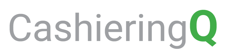 Cashiering Q Logo