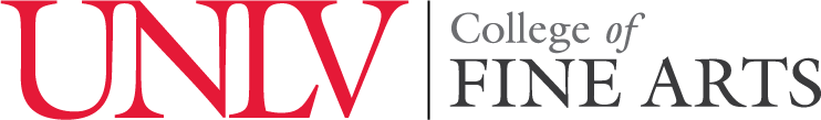 UNLV College of Fine Arts Logo