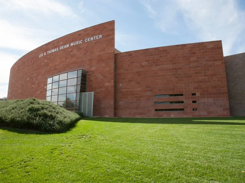 Lee & Thomas Beam Music Center