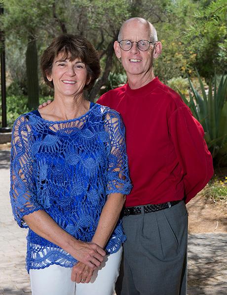 Tim and Lisa Jones